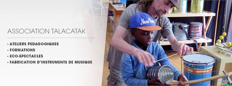 Association Talacatak, Musique, Art & Environnement